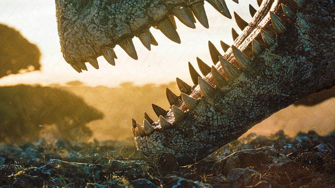 JURASSIC WORLD 3: DOMINION Extended Look Teaser Trailer (2022)