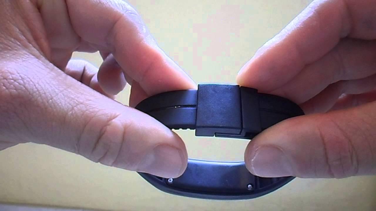 60f280eac4b Relógio Digital De Led E Pulseira De Silicone - YouTube
