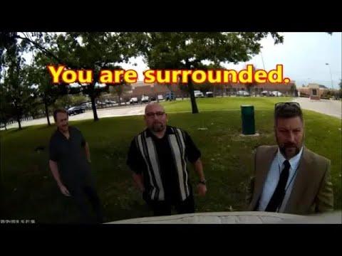 Oklahoma City,Ok.-FBI Field Office w News Now Patrick & News Now OkC