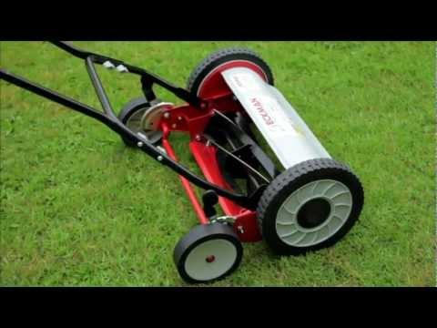 Eckman 3 In 1 Hand Push Lawn Mower