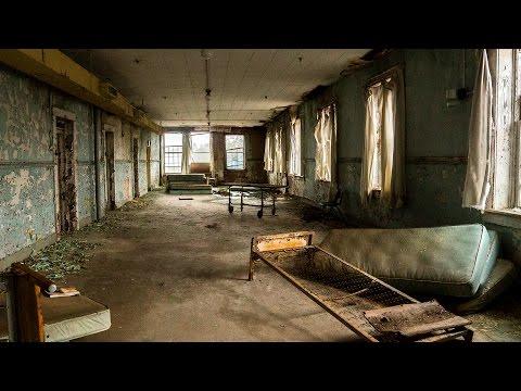 Abandoned Insane Asylum Exploration (Part 1)