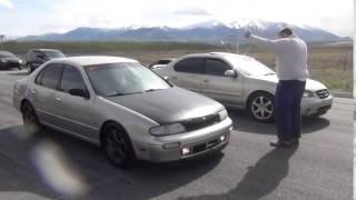 2000 Nissan Maxima vs 1994 Nissan Altima