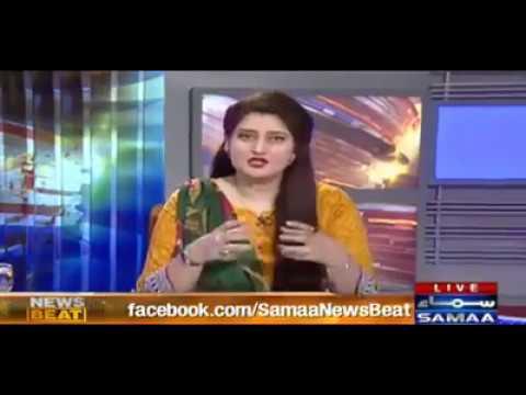 Watch Paras Jahanzeb's interesting intro on Maryam's statement 'Rok Lo Nawaz Sharif ko'