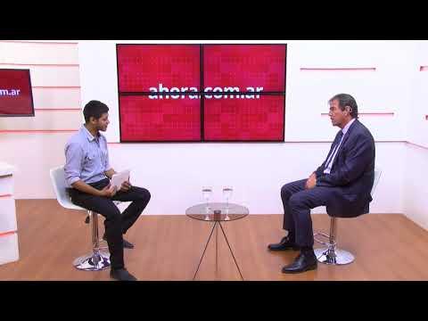 AHORA TV | Entrevista con Emilio Castrillón - Parte 2