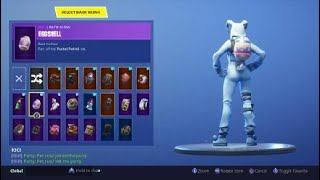 Bunny Brawler skin with 23 Backblings!!! Fortnite Battle Royale