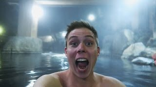THE ULTIMATE ONSEN EXPERIENCE - Japan Trip - Part 5