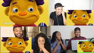 SID THE SCIENCE KID: EXPOSED(Reaction Mashup)