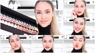 Loreal Color Riche FULL COLLECTION - Swatches & Try On (Affordable Lipsticks) ♥ stephaniemaii ♥