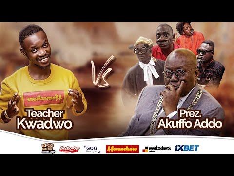 Teacher Kwadwo $hocked about new parliamentary Chamber😂