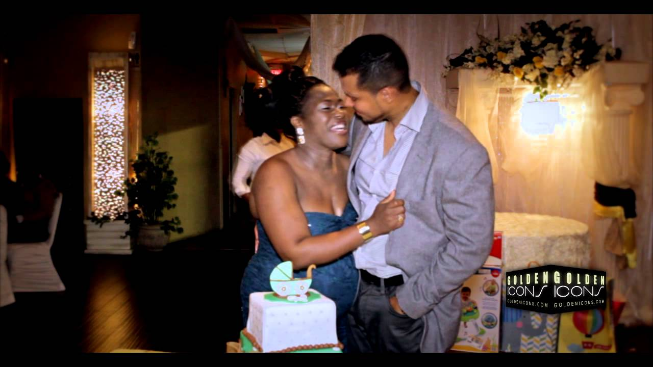 Golden Icons 'Kiss of the Year' Video of Uche Jombo and