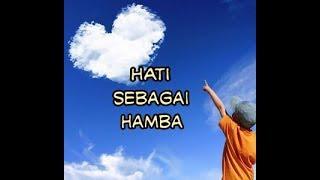 Hati Sebagai Hamba
