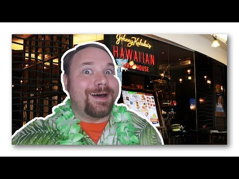 American Visits Hawaiian Dining Restaurant in Manila Philippines - My #Kwento