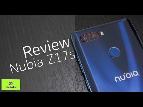 รีวิว Nubia Z17s RAM8 GB ROM 128 GB มือถือระดับพรีเมี่ยมไม่แพ้ใครในประเทศแน่นอน