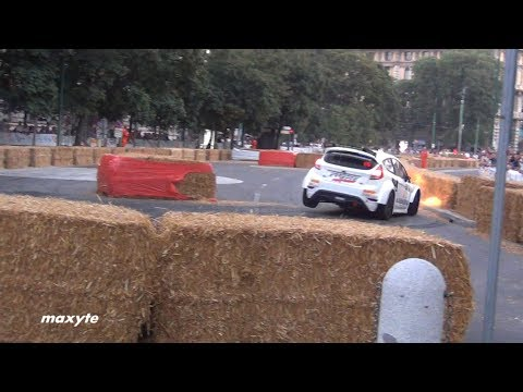 1° Milano Rally Show 2017  ps 1 Castello