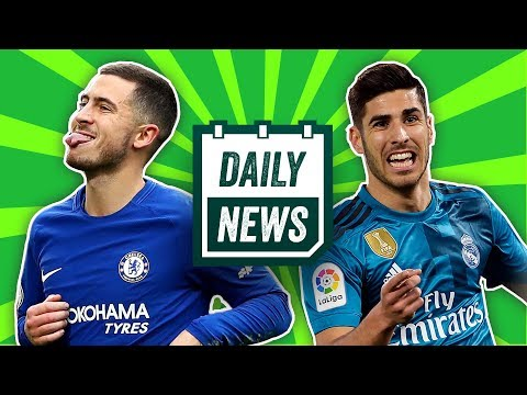 Eden Hazard to Real for 100M plus Gareth Bale? + Balotelli to return to AC Milan | Daily News