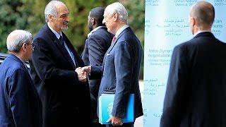 Suriye görüşmeleri: BM temsilcisi, Esad yönetimi ve muhalefetle buluştu