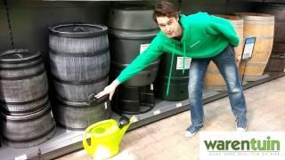 Belangrijke tips voor regentonnen en gieters met Sep - WARENTUIN