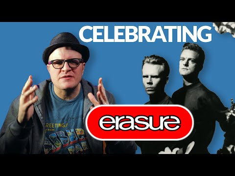 The Synth Pop Majesty of Erasure | POP FIX | Professor of Rock