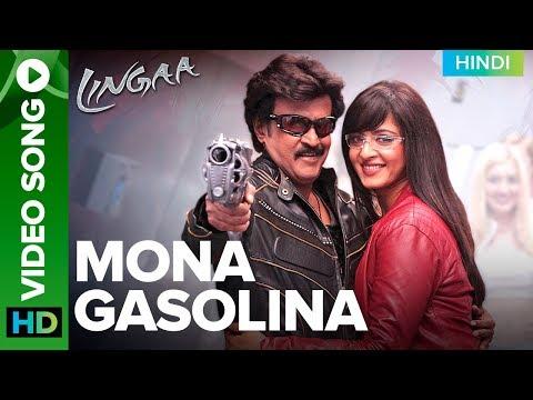 Mona Gasolina - Rajinikanth Video Song | Lingaa (Hindi) Rajinikanth, Sonakshi Sinha & Anushka Shetty