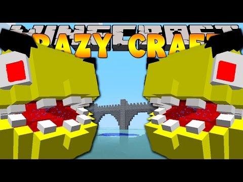 Minecraft Crazy Craft 3.0 : PACMAN ATTACKS! #4