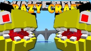 Minecraft Crazy Craft 3.0 : PACMAN ATTACKS! #4
