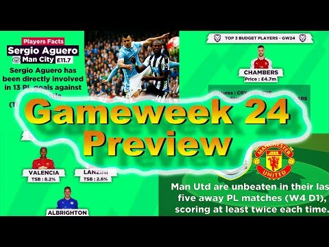 Gameweek 24 Preview ⚽ FPL : Updates & Tips 2017/2018