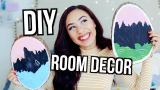 DIY Room Decor Ideas For Spring! Easy and Affordable