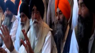 Simranjit Singh Mann Started His Campaign from Khadoor Sahib Press Conference (Part 2)