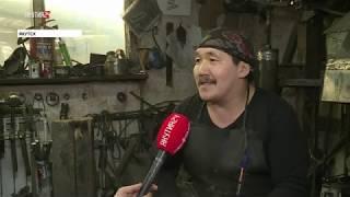 Российский спортсмен изготовил уникальный мангал