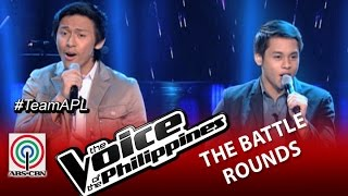 "The Voice of the Philippines Battle Round ""This I Promise You"" by Mark Avila and Mark Cando"