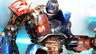 Metro Real Steel WRB VS Blockbuster & Hollowjack & Tackle Total Domination