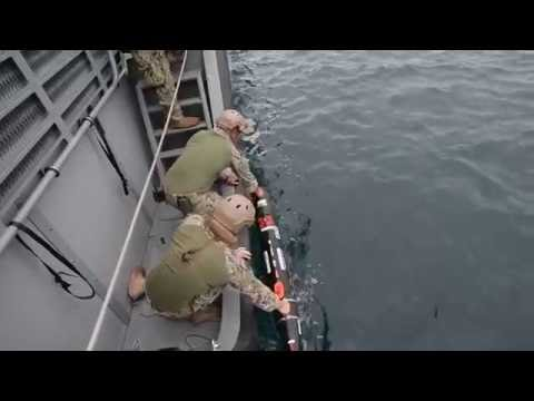 MCM Demonstration with Hydroid's Mk18 Mod 1 UUV