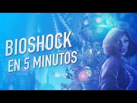 BioShock: lo que debes saber de la franquicia en 5 minutos