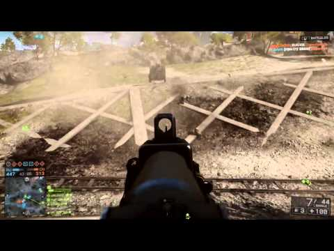 Battlefield 4 - Failed Ejection Seat