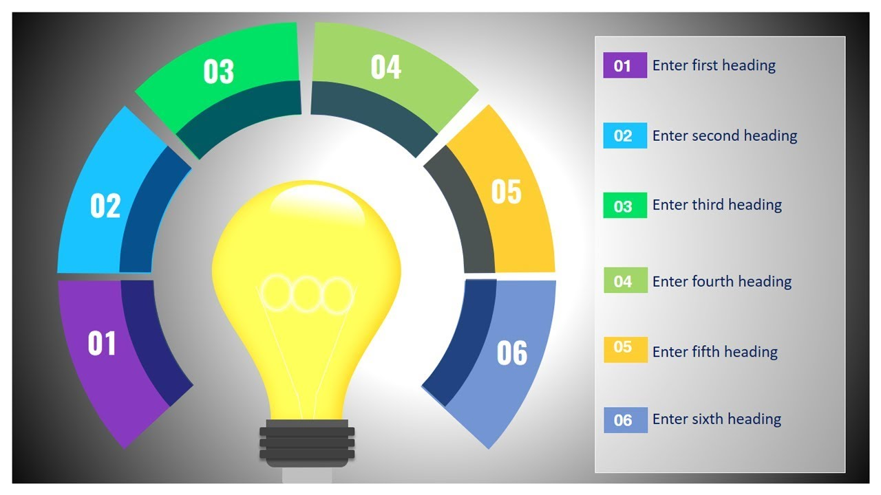 Powerpoint Infographics Template Free Download Youtube