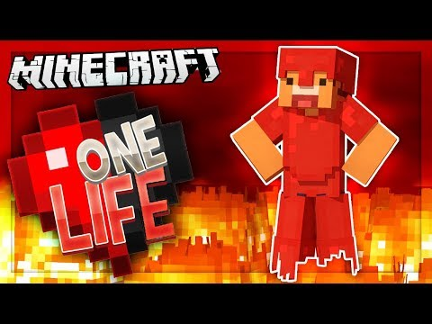 FIRE PROOF ARMOR! | One Life SMP #23