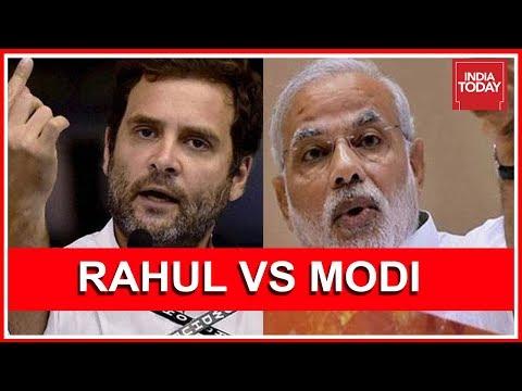 Big Political War Erupts Between Congress And BJP Over Muslim Community