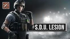 Rainbow Six Siege - Lesion Operator Guide | deutsch