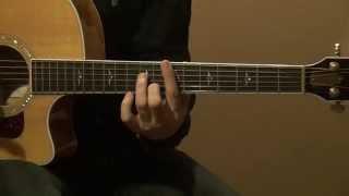 Очередной видеоурок игры на гитаре от Михаила Клягина. Неколыбельная