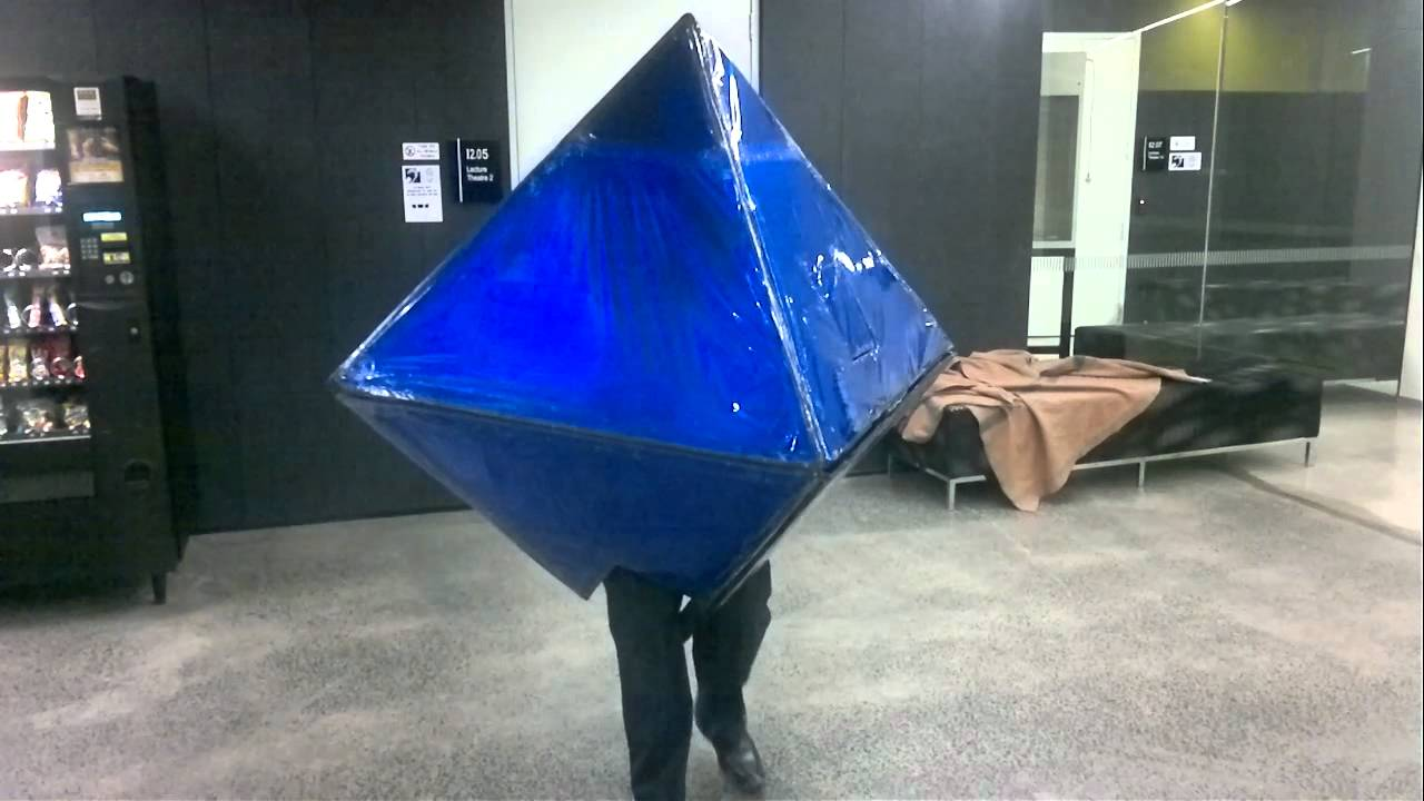 ramiel the fifth angel neon genesis evangelion cosplay