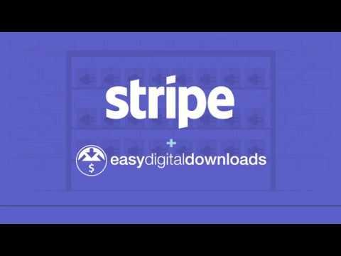 Stripe Payment Gateway - Easy Digital Downloads