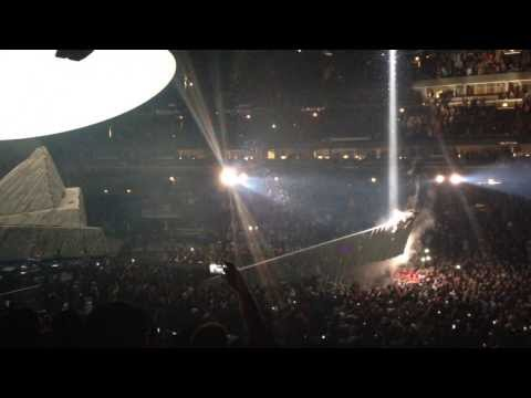 Coldest Winter-Yeezus Tour - United Center ,Chicago, IL