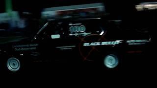 Carpulling Oudewater 2010 autotrek Black Bullit