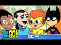 Teen Titans Go! | Jump City Heroes | DC Kids