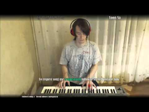 [Twitch: XLiii] - (piano) -- 윤상(YoonSang) - 날 위로하려거든(If You Wanna Console Me)