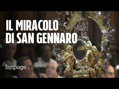 """San Gennaro ripete il miracolo, il Cardinale: """"I giovani reclamano protagonismo"""""""
