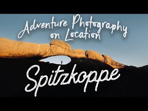 EP17 Adventure Photography On Location - Namibia - Spitzkoppe