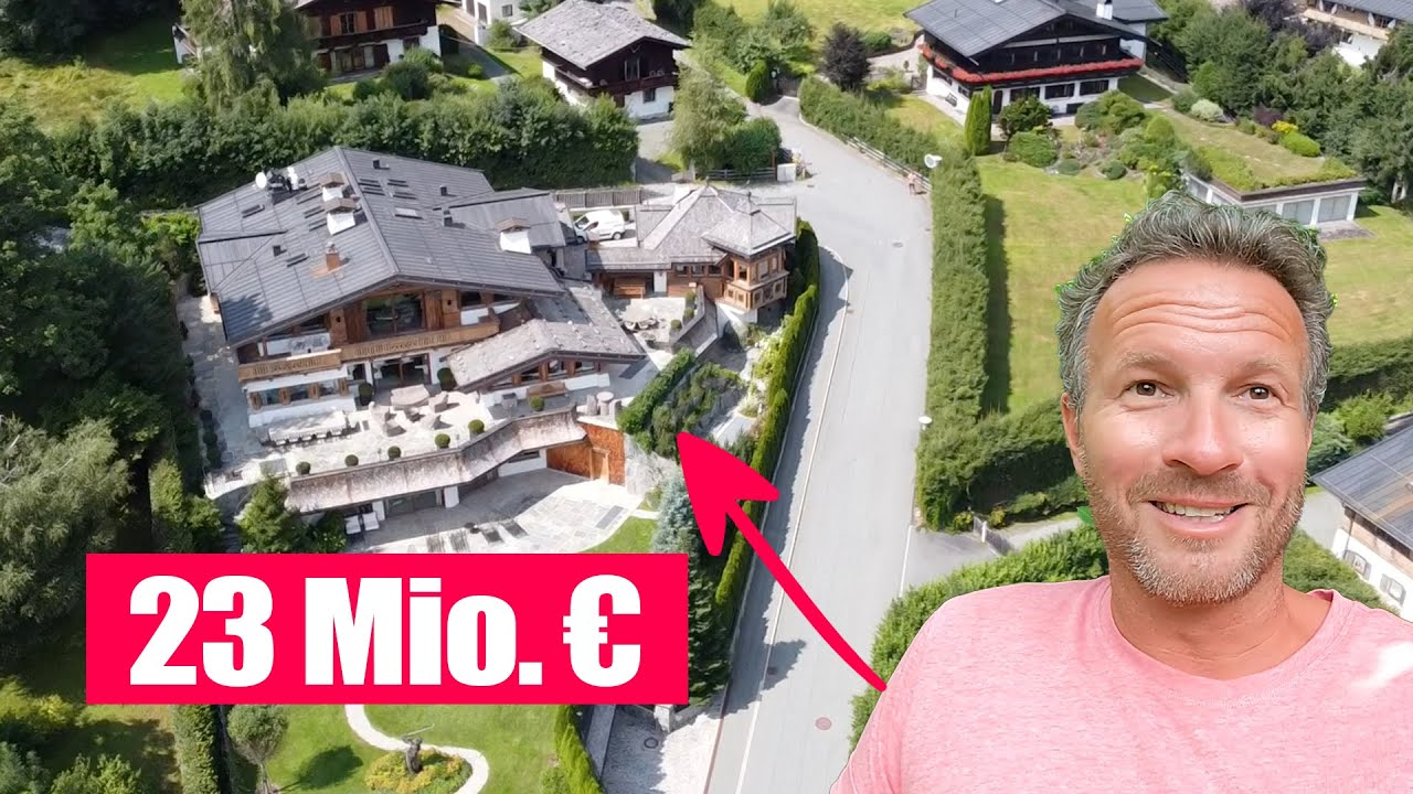 Download Wofür gebe ich eigentlich mein Geld aus? | Diese Villa kostet 23 Millionen Euro!