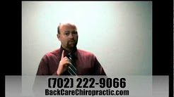 Back Pain Wellness Center Las Vegas NV - (702) 222-9066