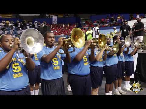 "Southern University Human Jukebox 2017 ""Let Your Mind Be Free"" 